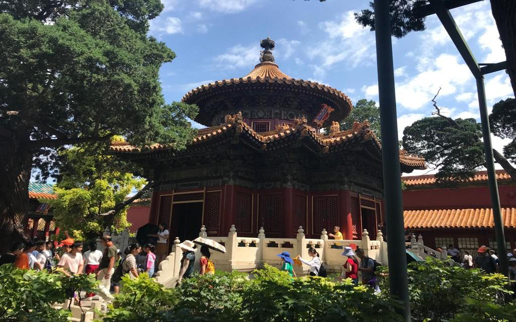 Chinesische Gärten und Sehenswürdigkeiten