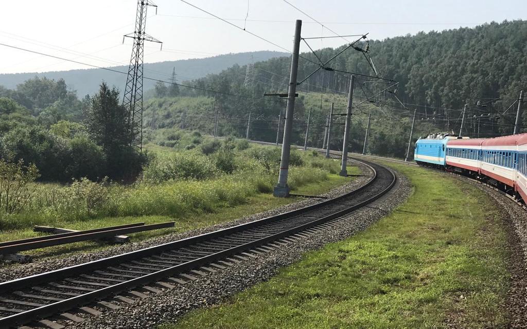 Transsib von Irkutsk nach Ulan Bator