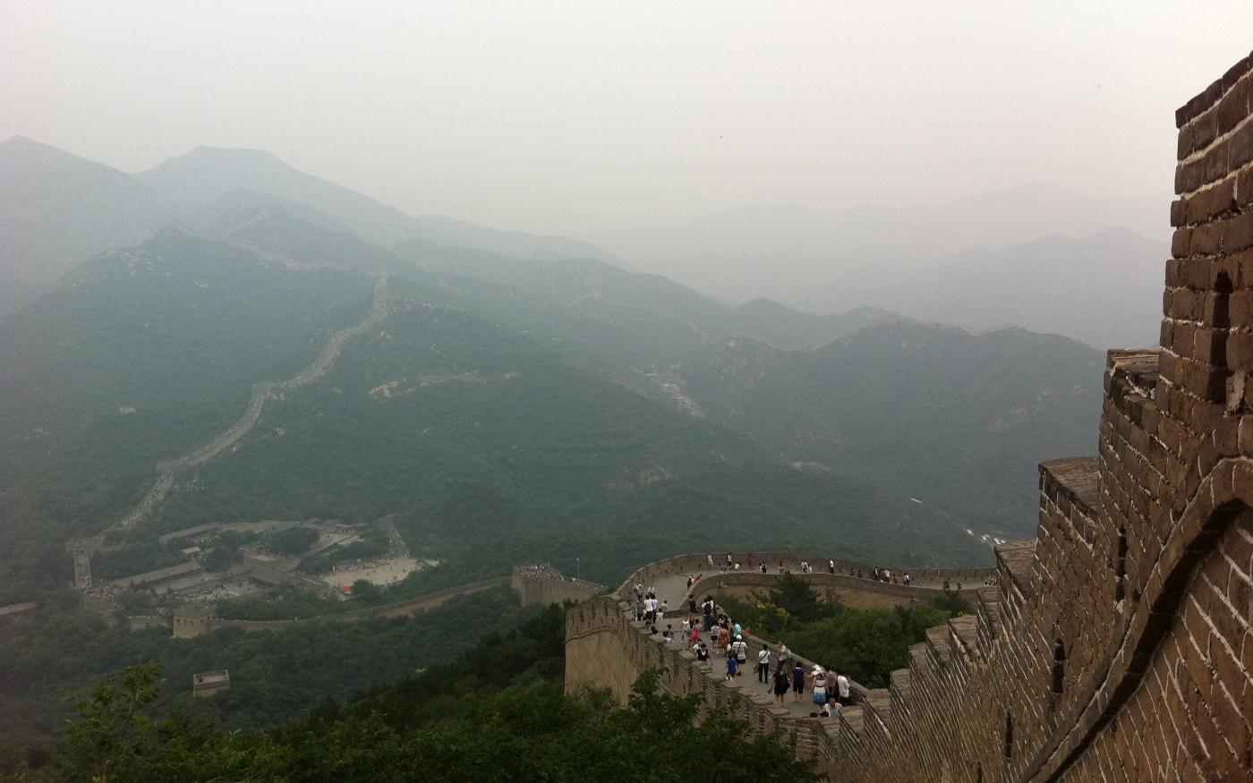Tagesausflug zur Chinesischen Mauer mit deutschsprachiger Reiseleitung