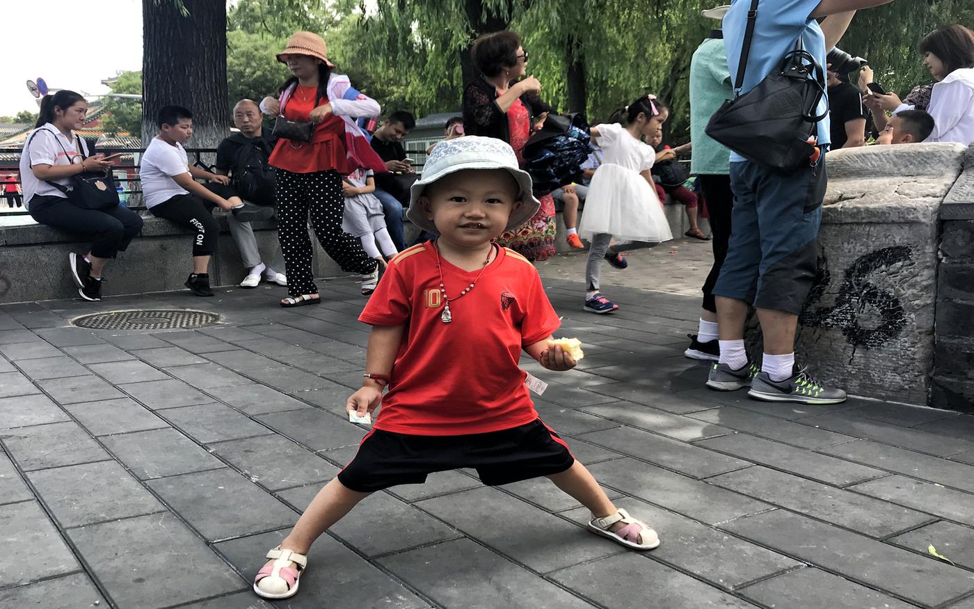 Familienreisen in China