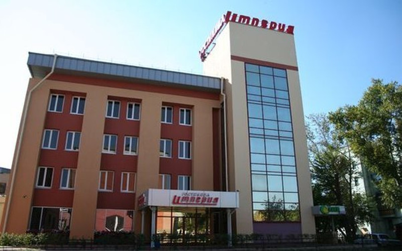 Irkutsk, Hotel Imperia
