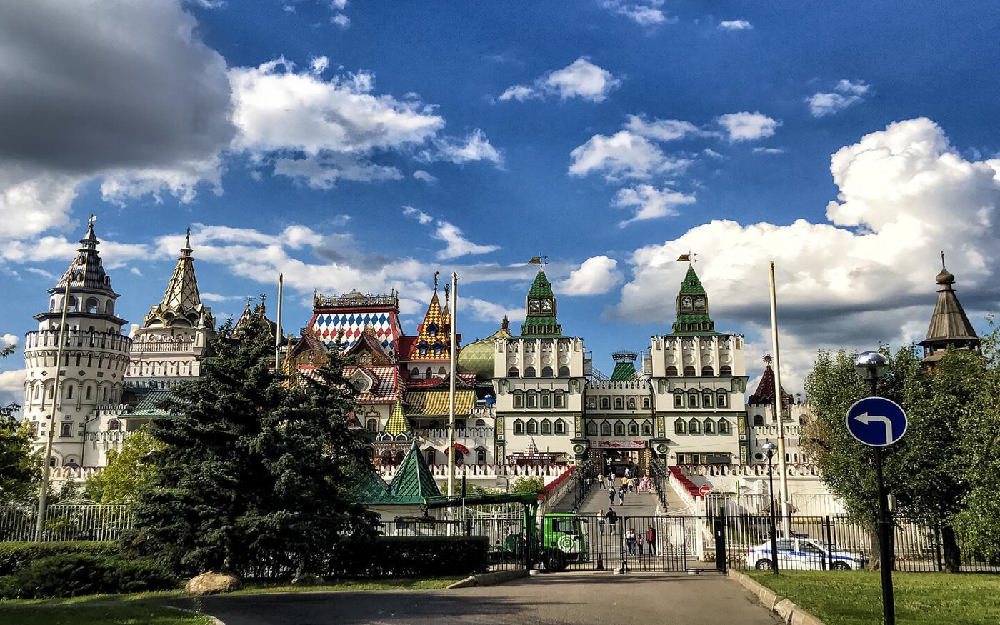 Moskau anders