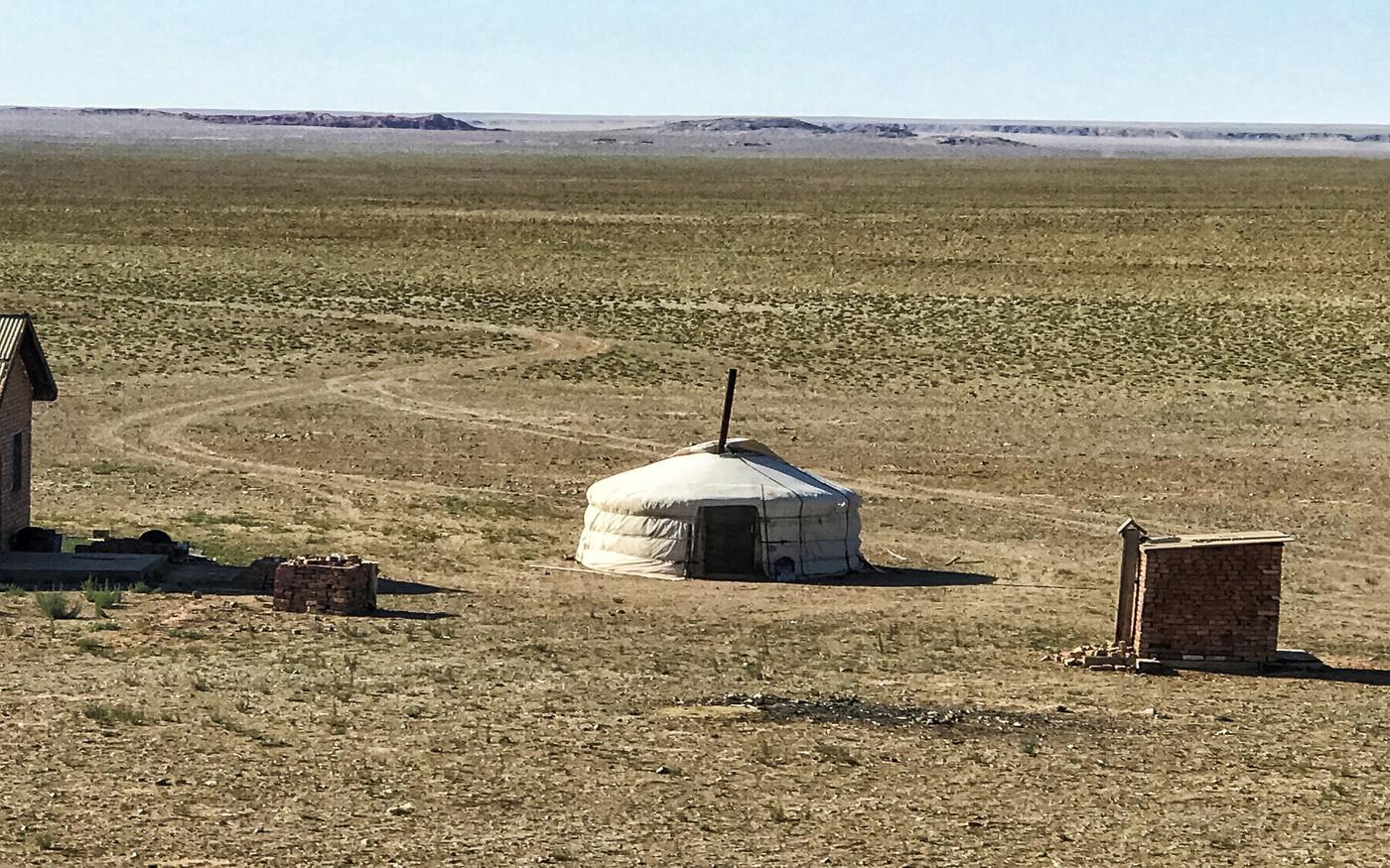 Mongolische Wüste Gobi