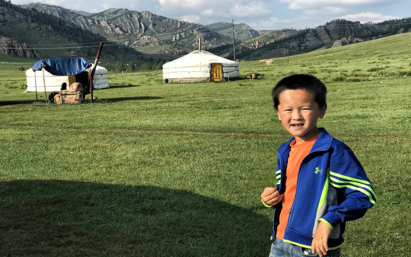 Mongolei - das Land der Nomaden