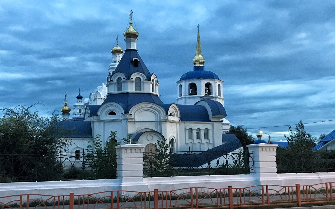 Eparchie der Russisch-Orthodoxen Kirche in Ulan Ude