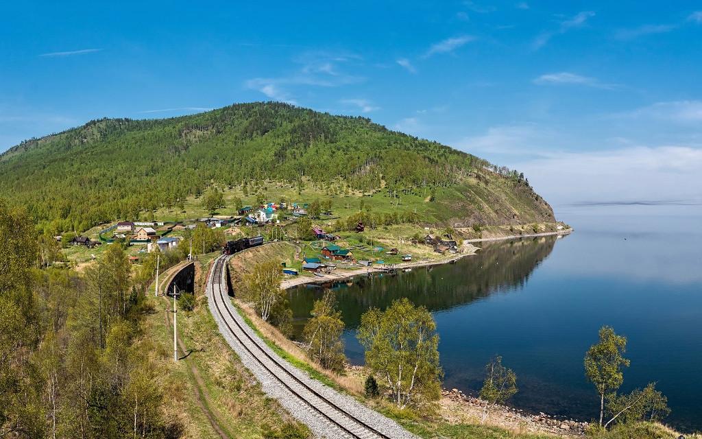 Ausflug mit der Alten Baikalbahn