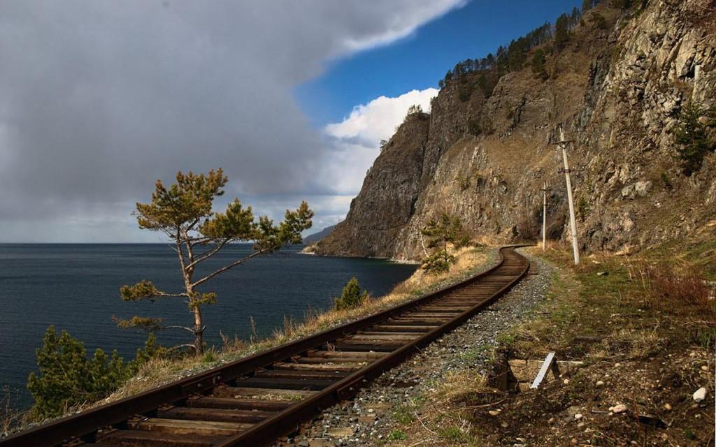 Alte Baikalbahn