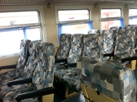 Alte Baikalbahn - 2. Klasse