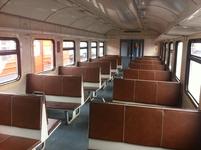 Alte Baikalbahn - 3. Klasse