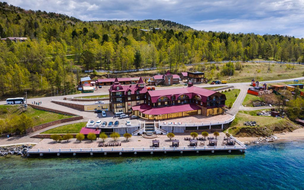Listwianka am Baikalsee - Hotel Baikallegend