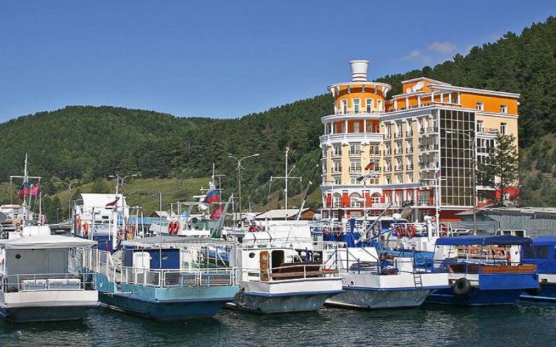 Listwianka am Baikalsee, Hotel Mayak
