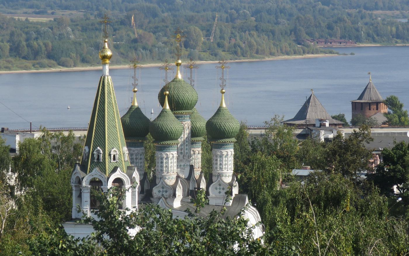 Mariä-Entschlafens-Kirche in Nischni Nowgorod