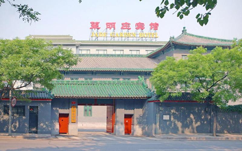 Peking, Hotel Jade Garden