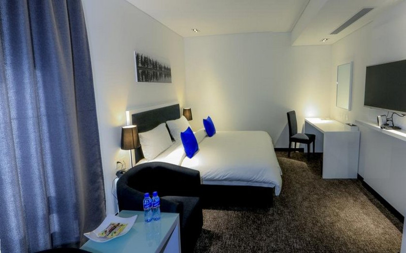 Doppelzimmer im Hotel Khuvsgul Lake in Ulan Bator