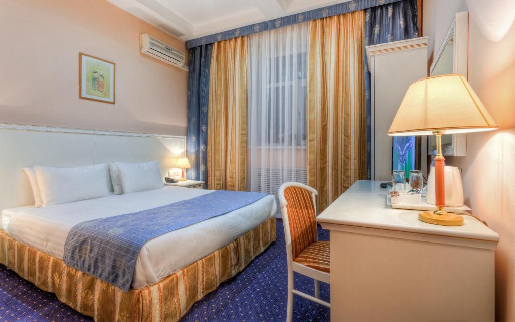 Hotel Baikal Plaza in Ulan Ude, Doppelzimmer