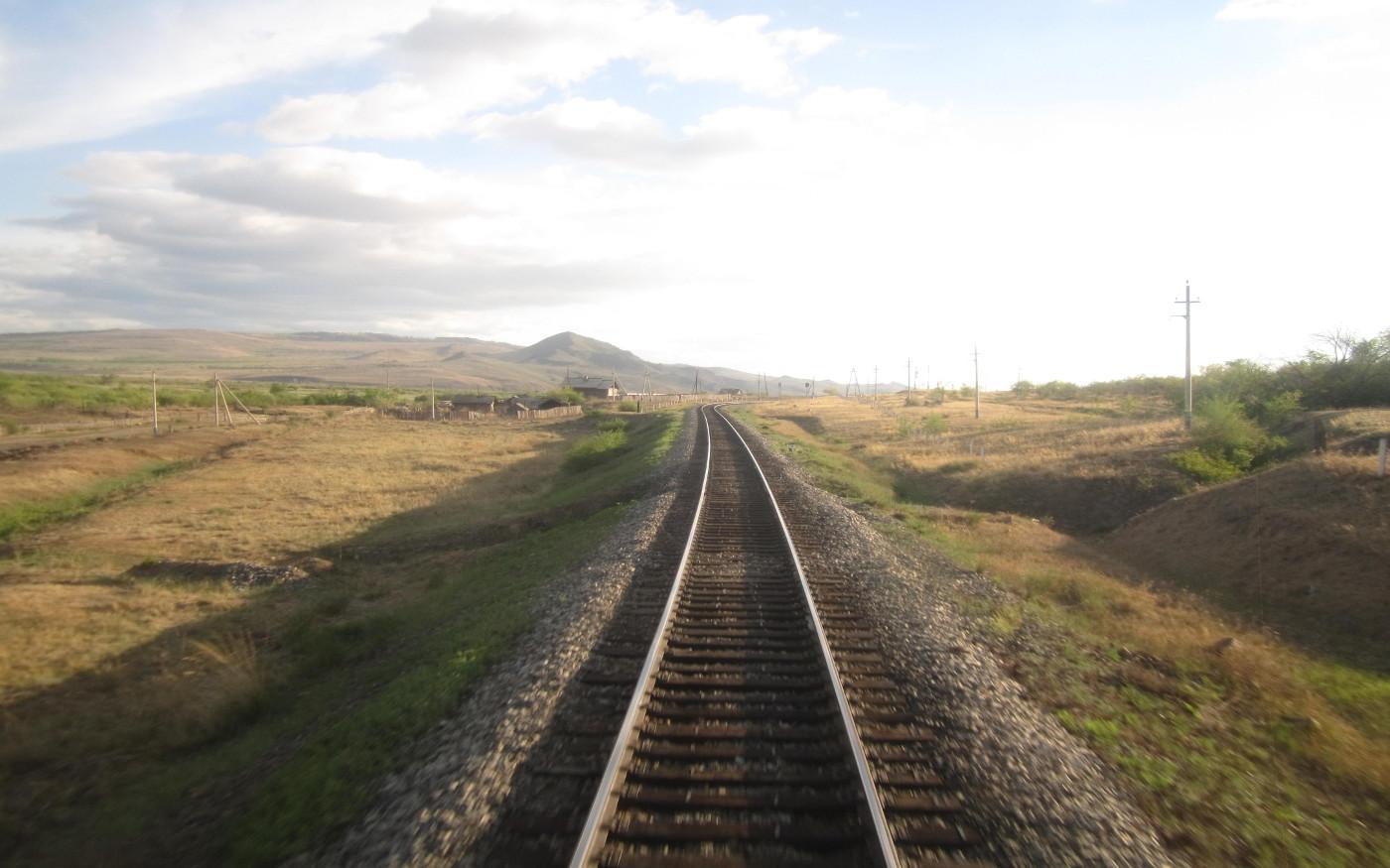 Transsibirische Eisenbahn Moskau - Wladiwostok