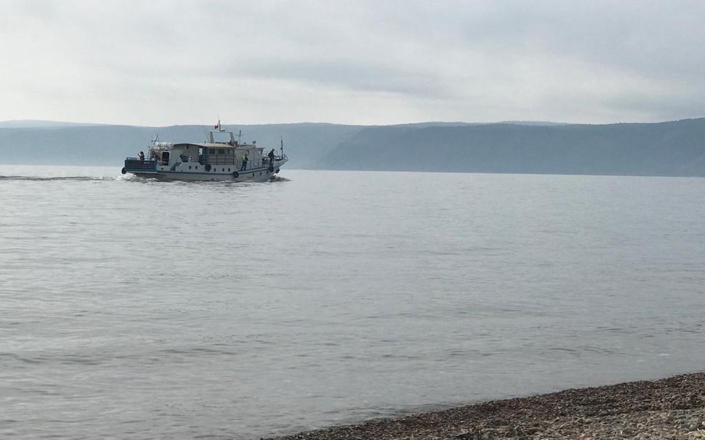 Schifffahrt auf dem Baikalsee