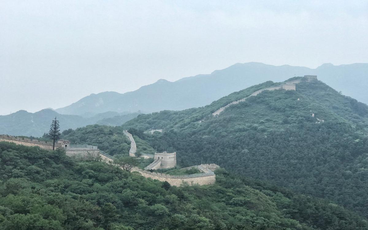 Chinesische Mauer - Besichtigung mit deutschsprachiger Reiseleitung