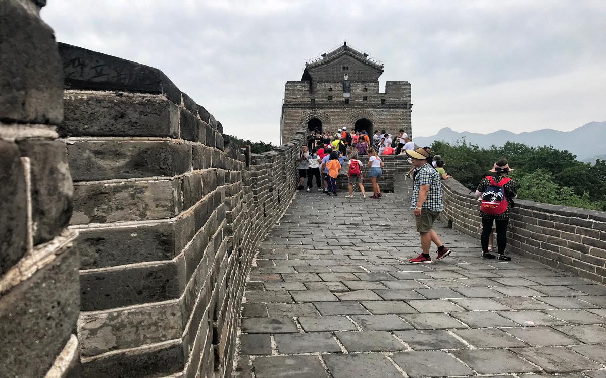 Chinesische Mauer - Tagesausflug ab Peking