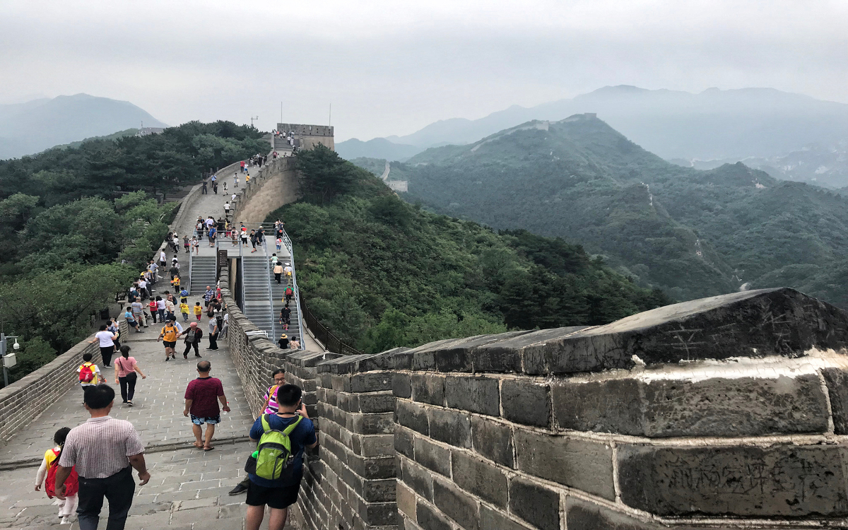 Peking und Chinesische Mauer - die zwei Höhepunkte einer Transsib-Reise