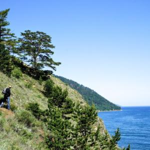 Westufer des Baikalsees