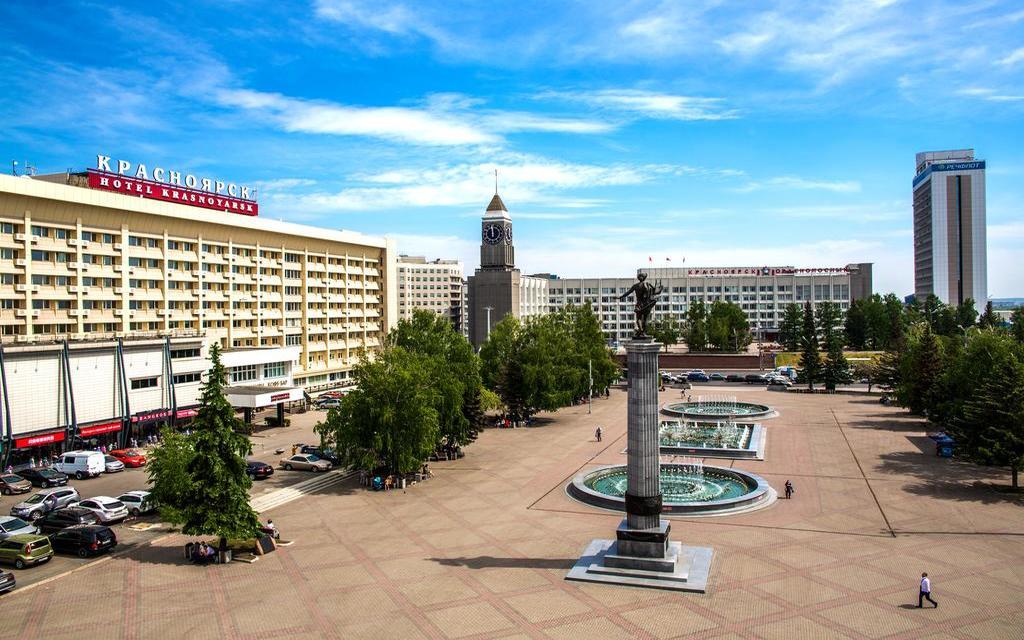 Hotel Krasnojarsk in Krasnojarsk