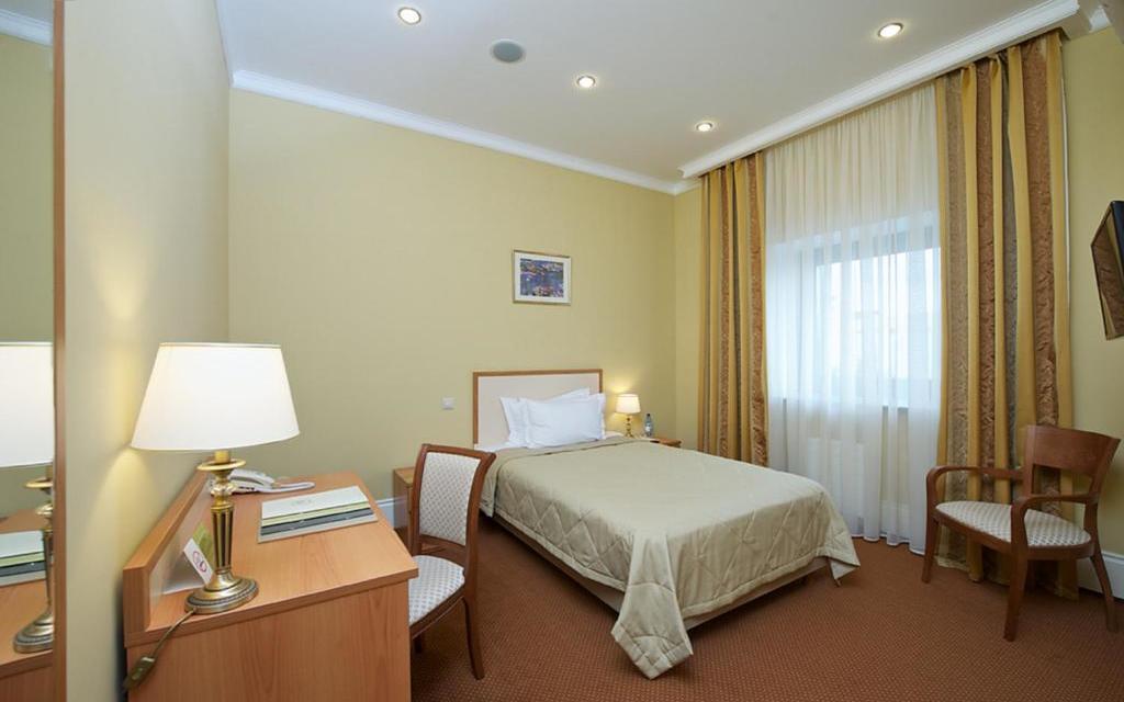 Doppelzimmer im Hotel Soft in Krasnojarsk