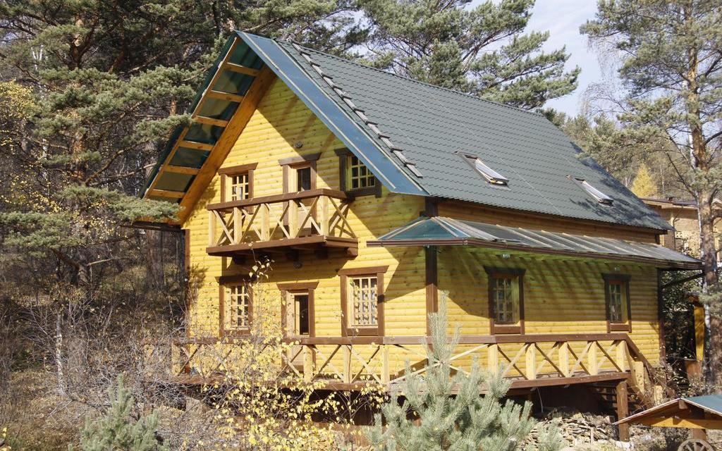 Listwianka am Baikalsee, Hostel Belka