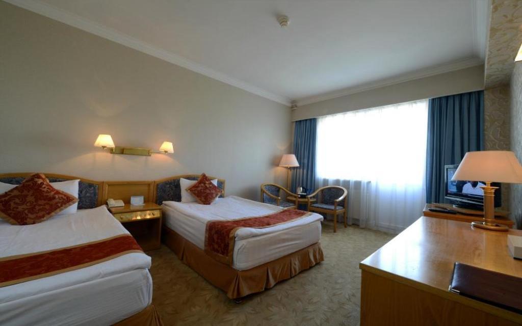 Twin im Hotel Bayangol in Ulan Bator
