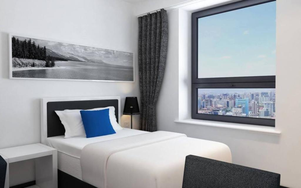 Einzelzimmer im Hotel Khuvsgul Lake in Ulan Bator