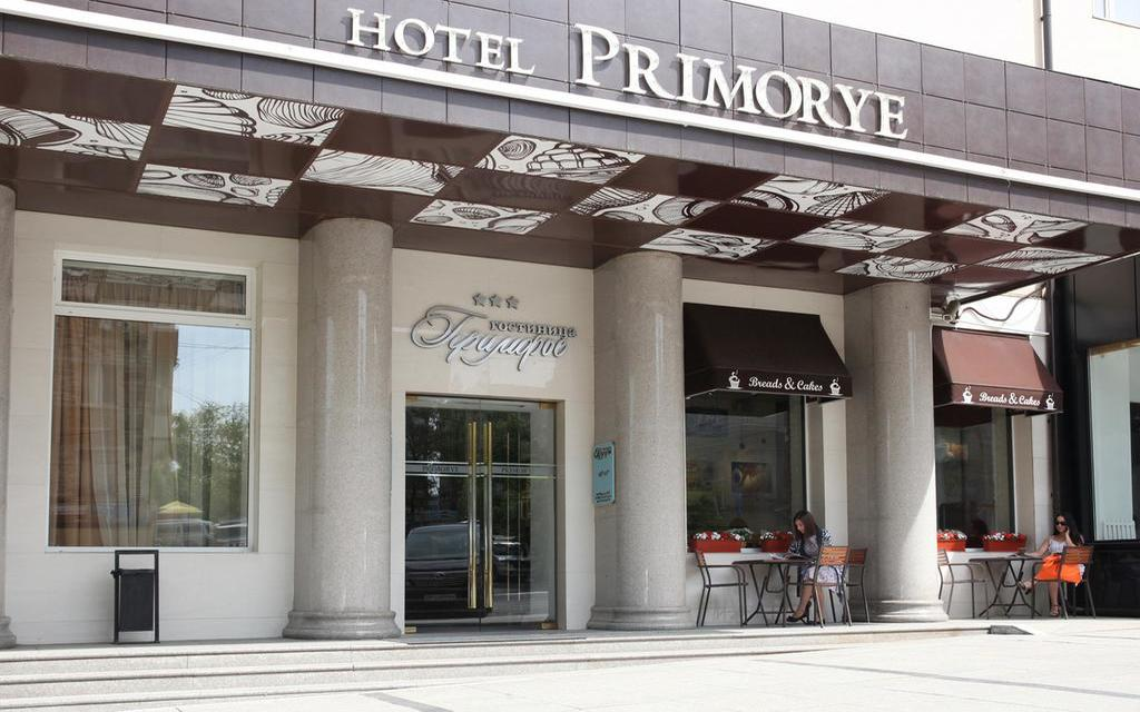 Hotel Primorye in Wladiwostok